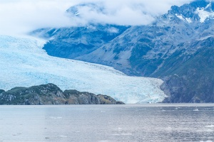 Glacier near Seward