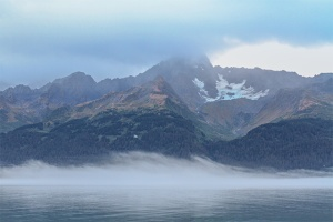 Resurrection Bay Alaska