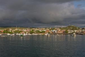 Interesting ports Galapagos