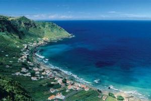 Azores stunning coast views